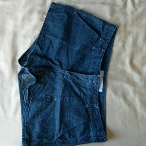 Old Navy lowest rise shorts